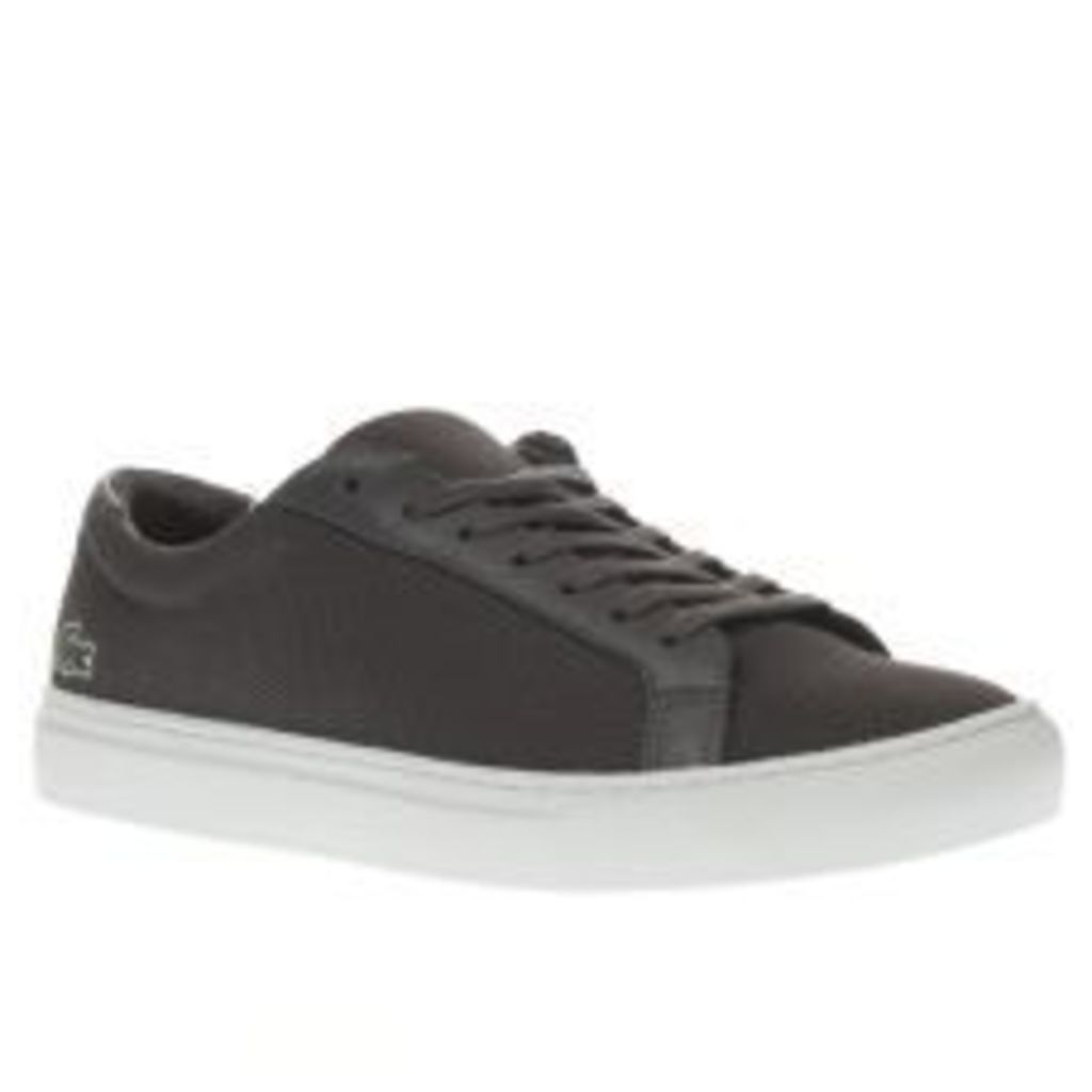 Lacoste Dark Grey L-12-12 Mens Trainers