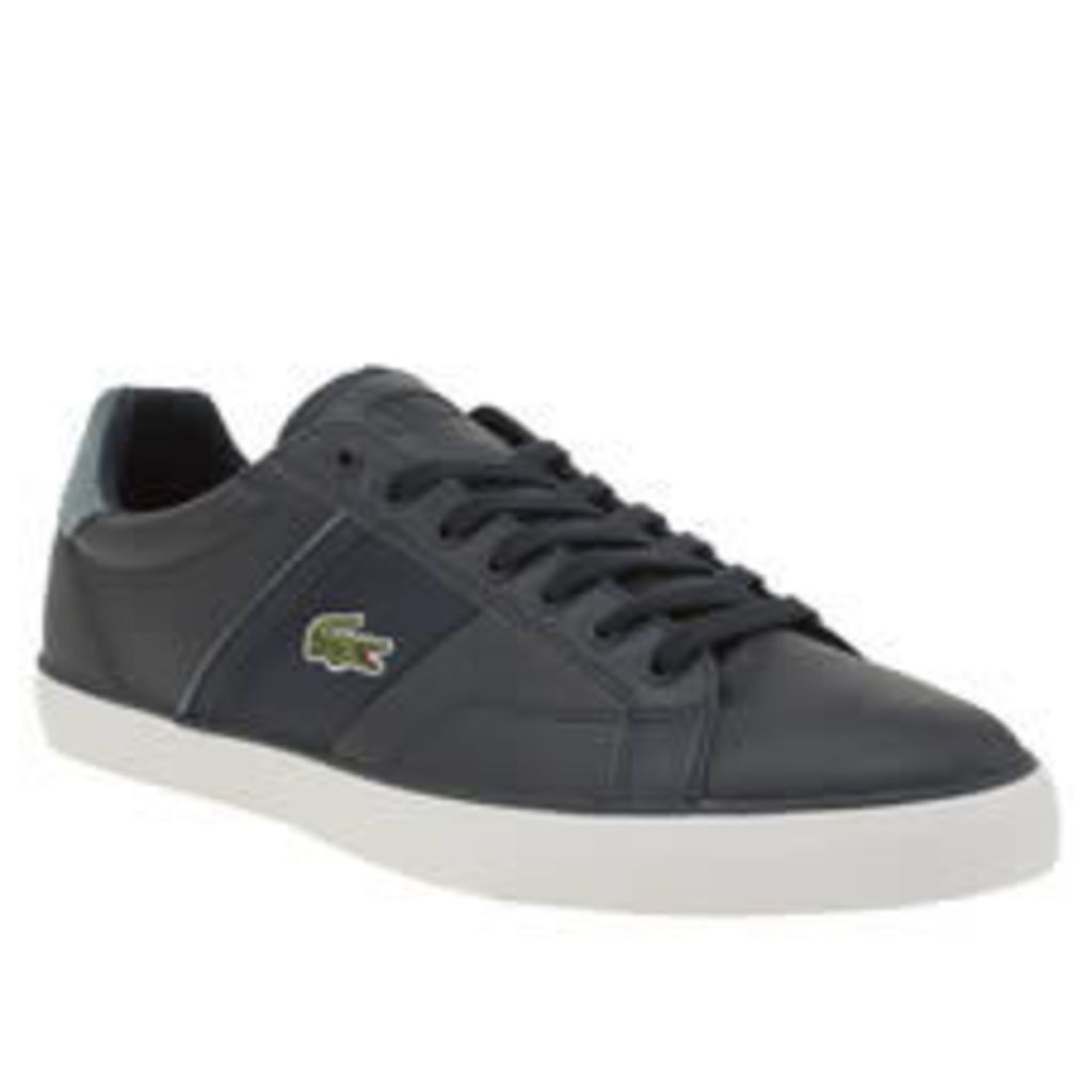 Lacoste Navy & Pl Blue Fairlead 316 Mens Trainers