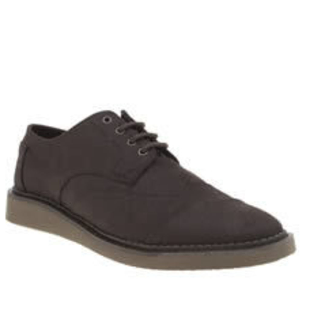 Toms Brown Brogues Mens Shoes