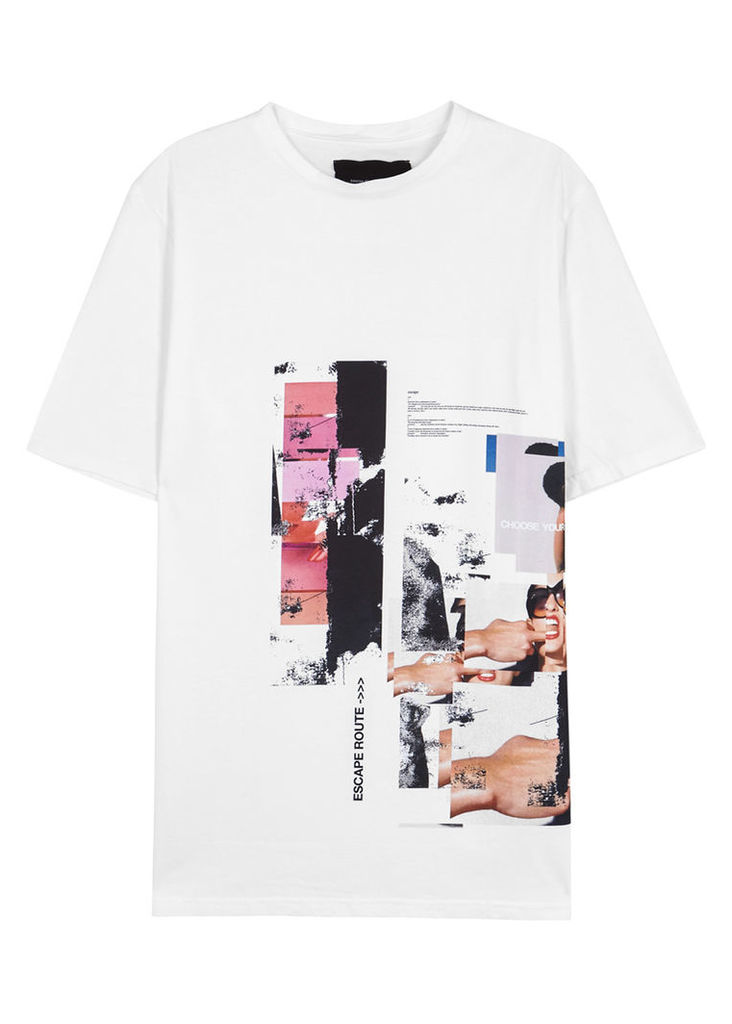 Ford printed cotton T-shirt