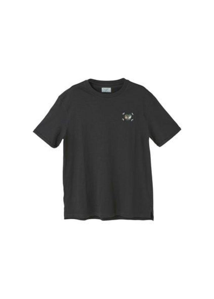 Patch t-shirt