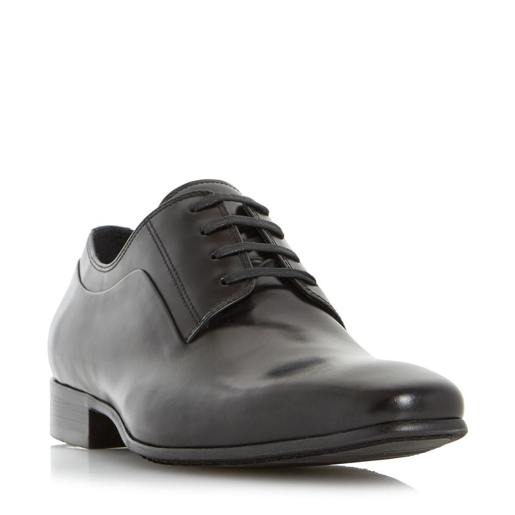 Rhymes Blind Seam Chisel Toe Lace Up Shoe