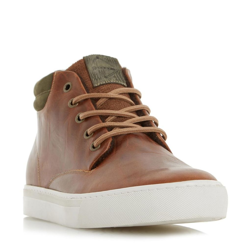 Scotty Padded Cuff Chukka Boot