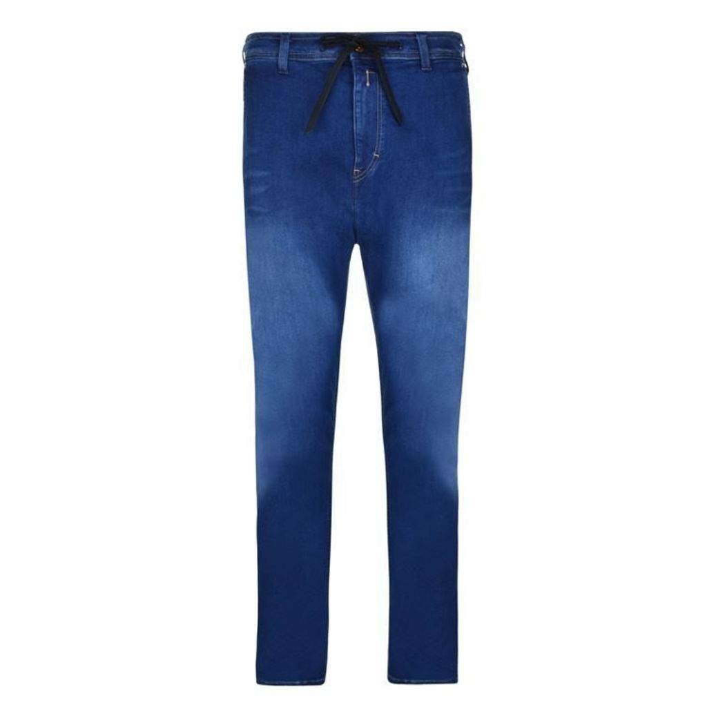 REPLAY Drawstring Jeans