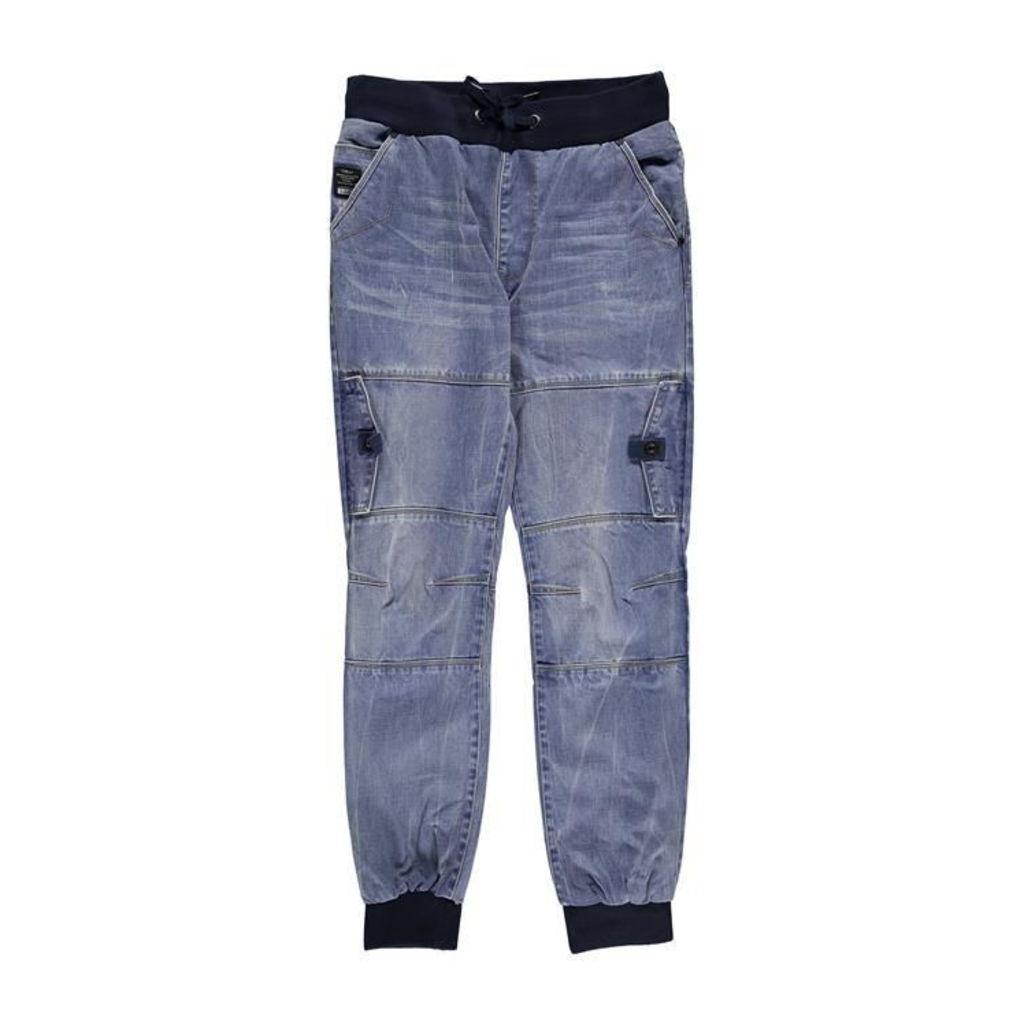 VOI Cuffed Jeans