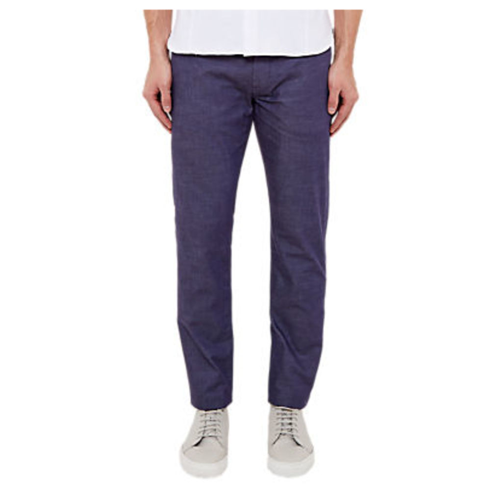 Ted Baker Shiresy Slim Fit Stretch Cotton Trousers