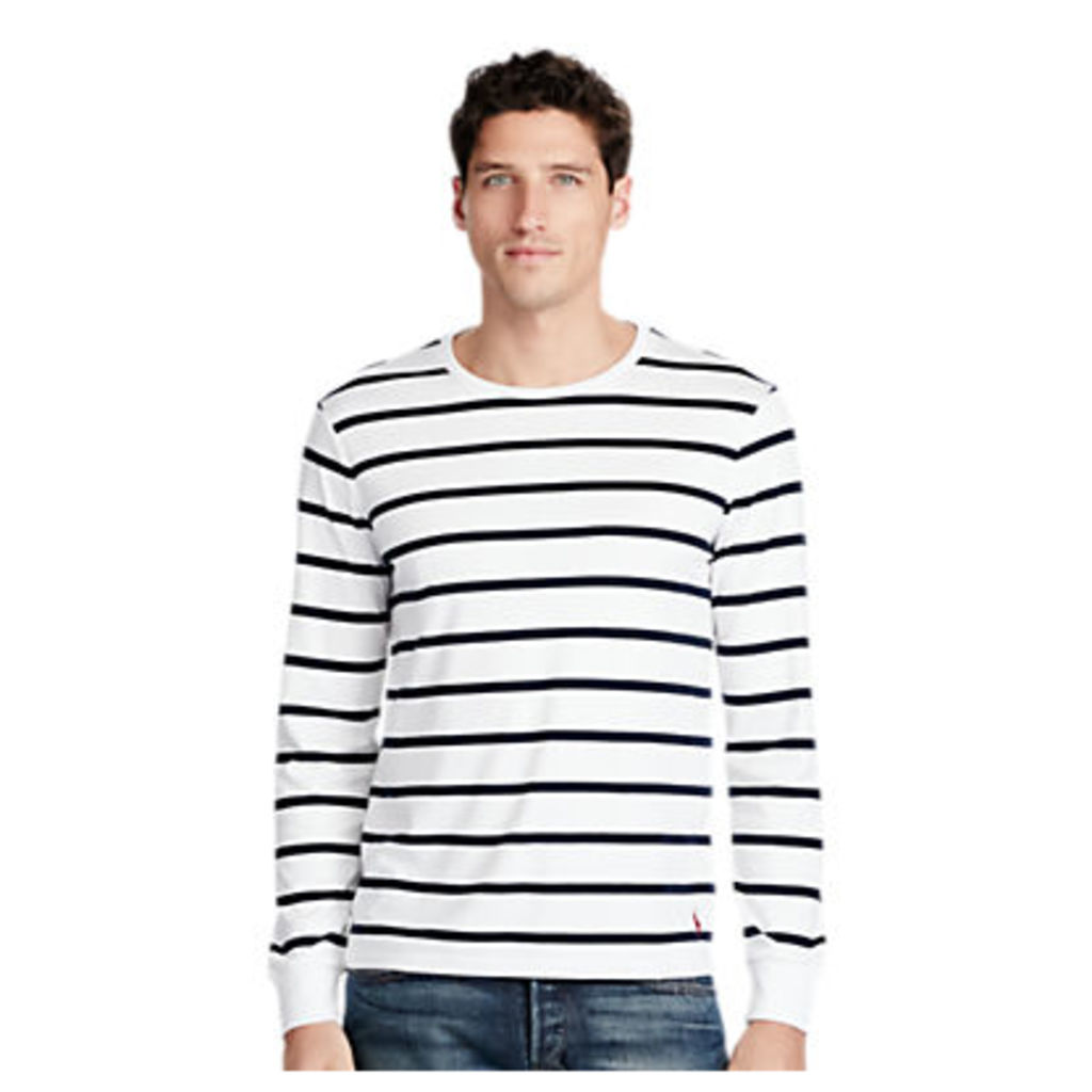 Polo Ralph Lauren Long Sleeve Breton T-Shirt