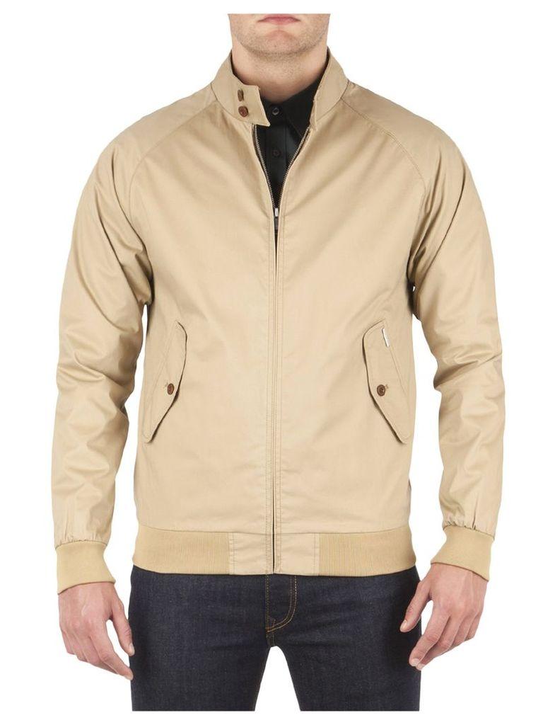 Harrington Jacket Lge Sand