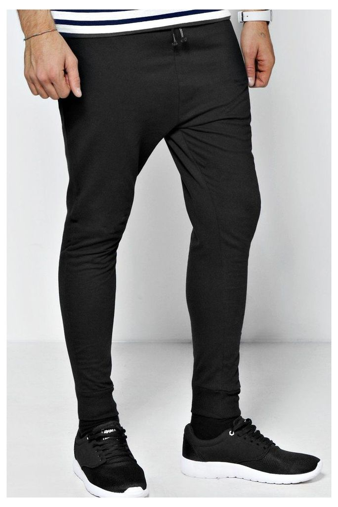 Fit Joggers - black