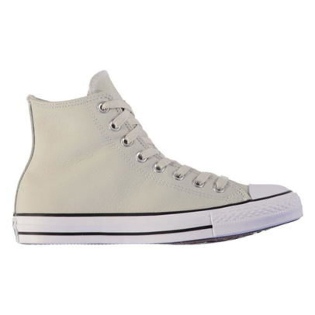 Converse Chuck Taylor Hi Tops Leather