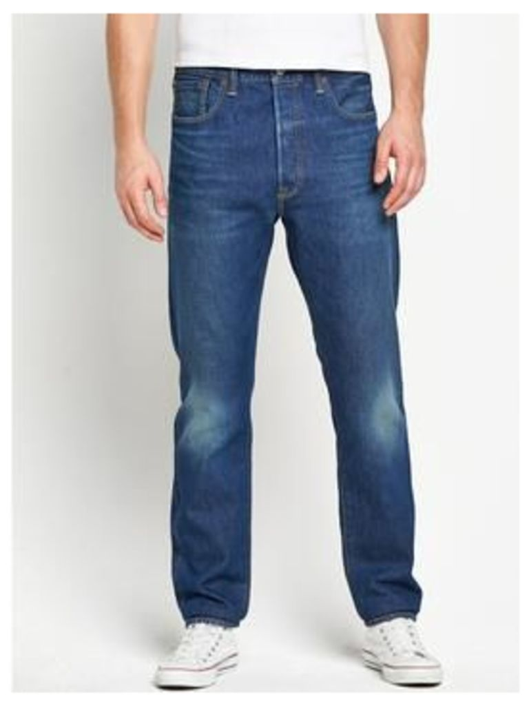 Levi'S 501 Mens Customised And Tapered Jeans