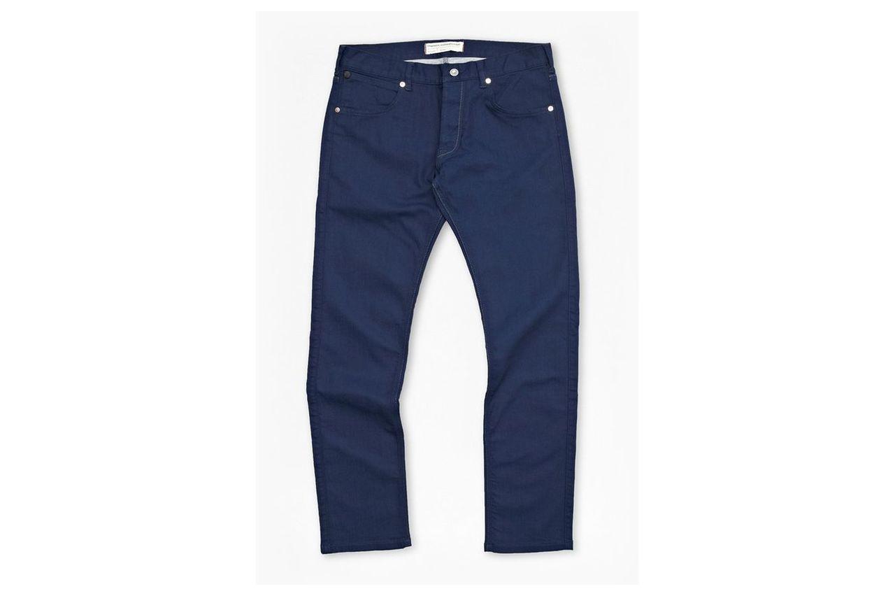 Cobalt 70s Stretch Magneto Jeans - rinse