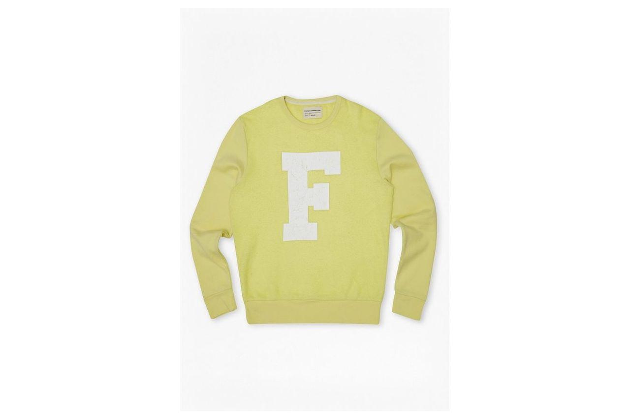 Jopadhola Cracked Sweater - limelight