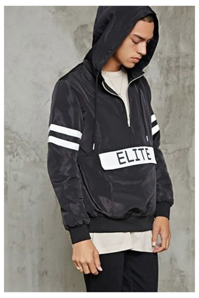 Elite Graphic Windbreaker