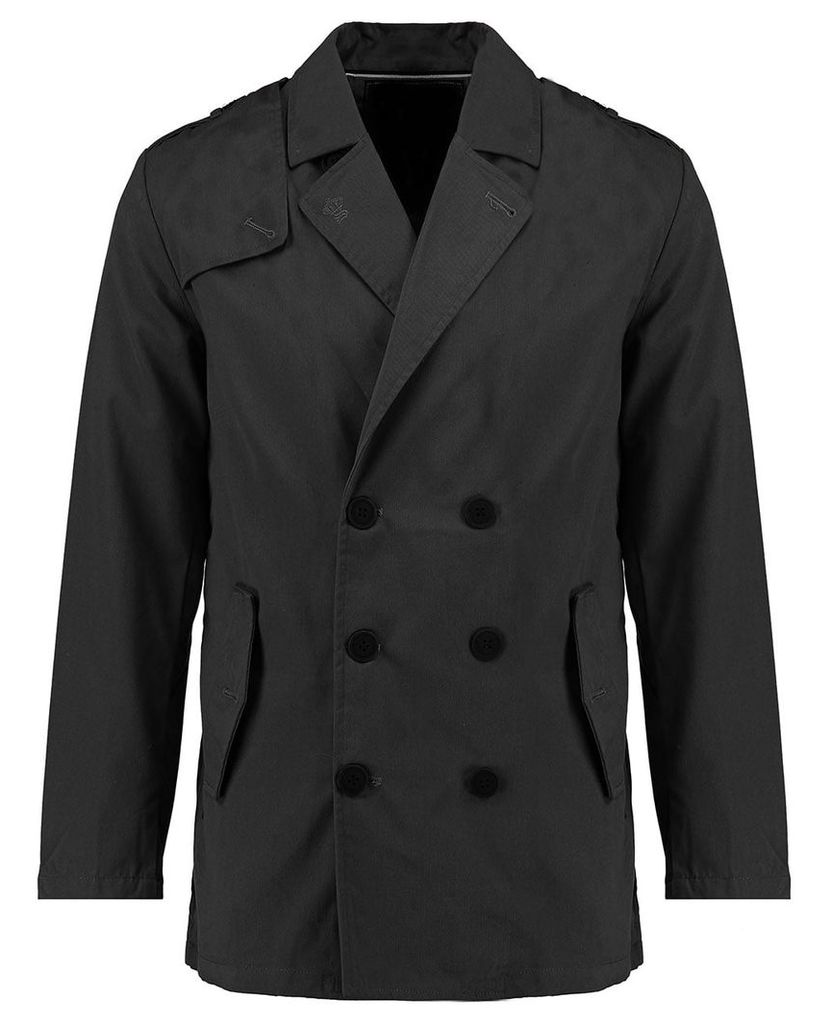 Men's Blue Inc Black Columbia Jacket, Black