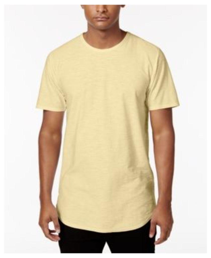 Jaywalker Men's Extended-Hem T-Shirt, Only at Macy's