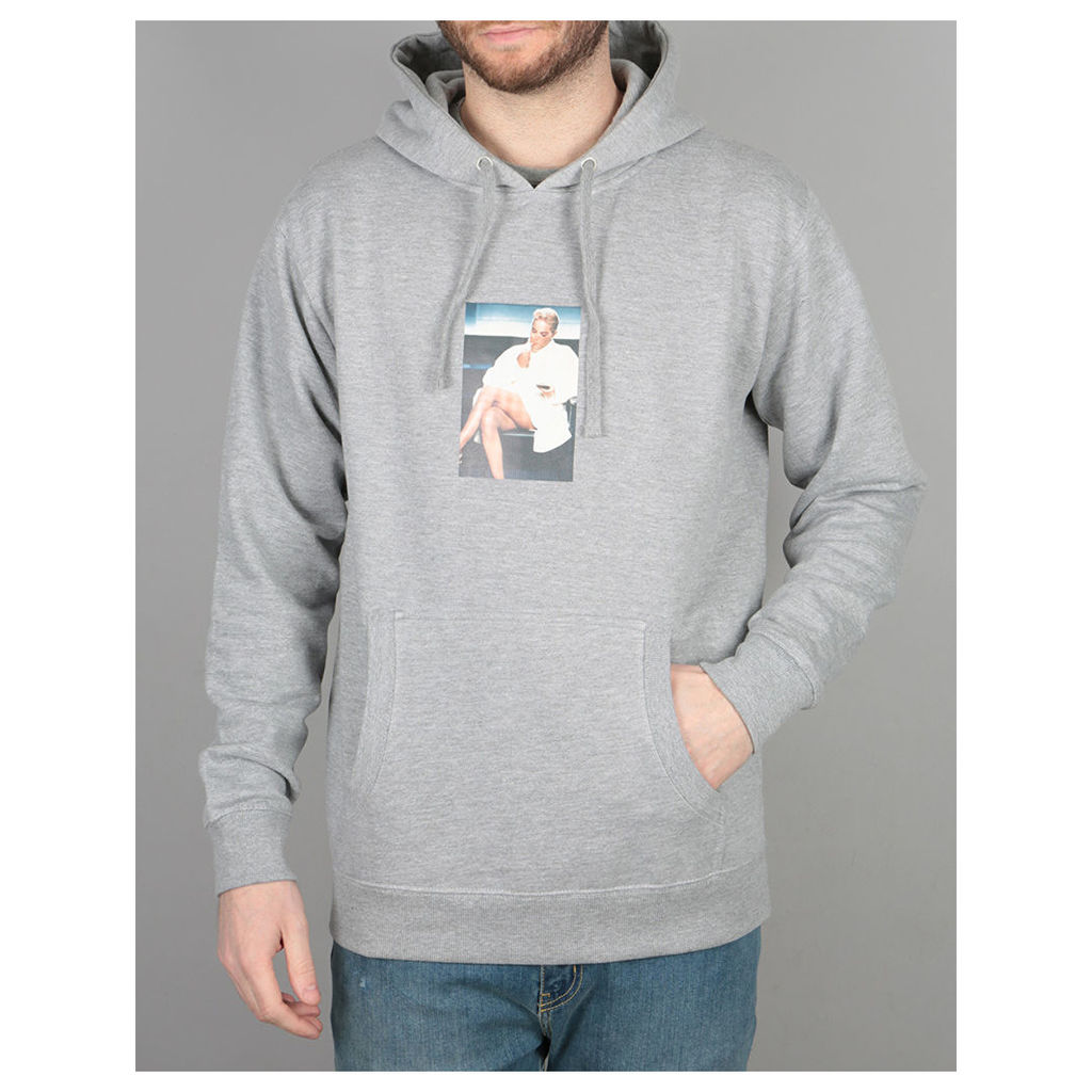 Manor Catherine Pullover Hoodie - Heather Grey (L)