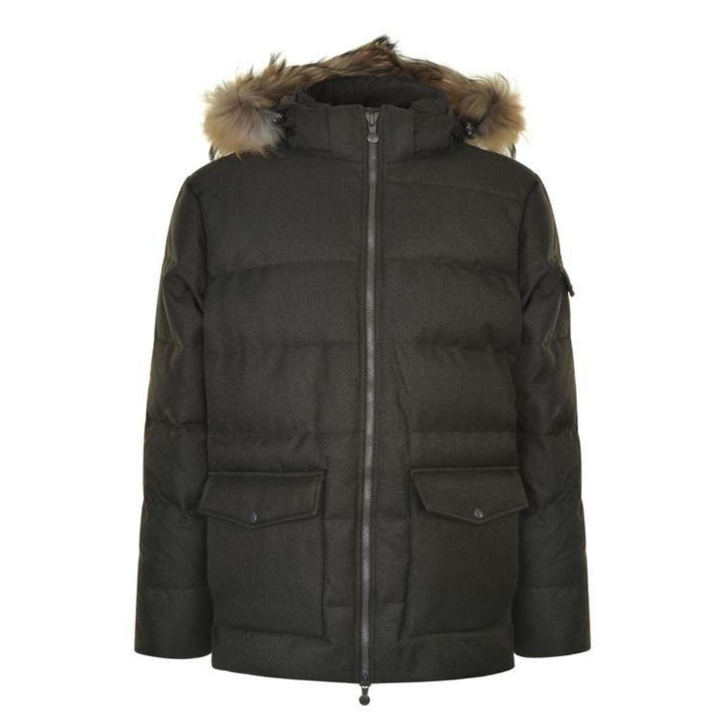 PYRENEX Twill Coat