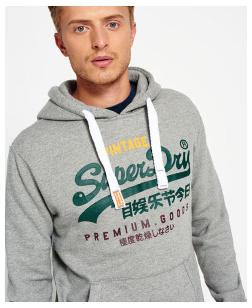 Superdry Premium Goods Tri Colour Hoodie