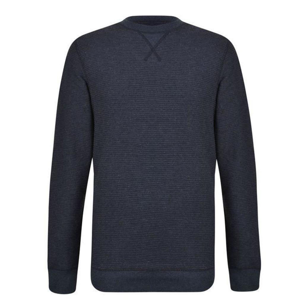 DIESEL Ribbed Sweatshirt
