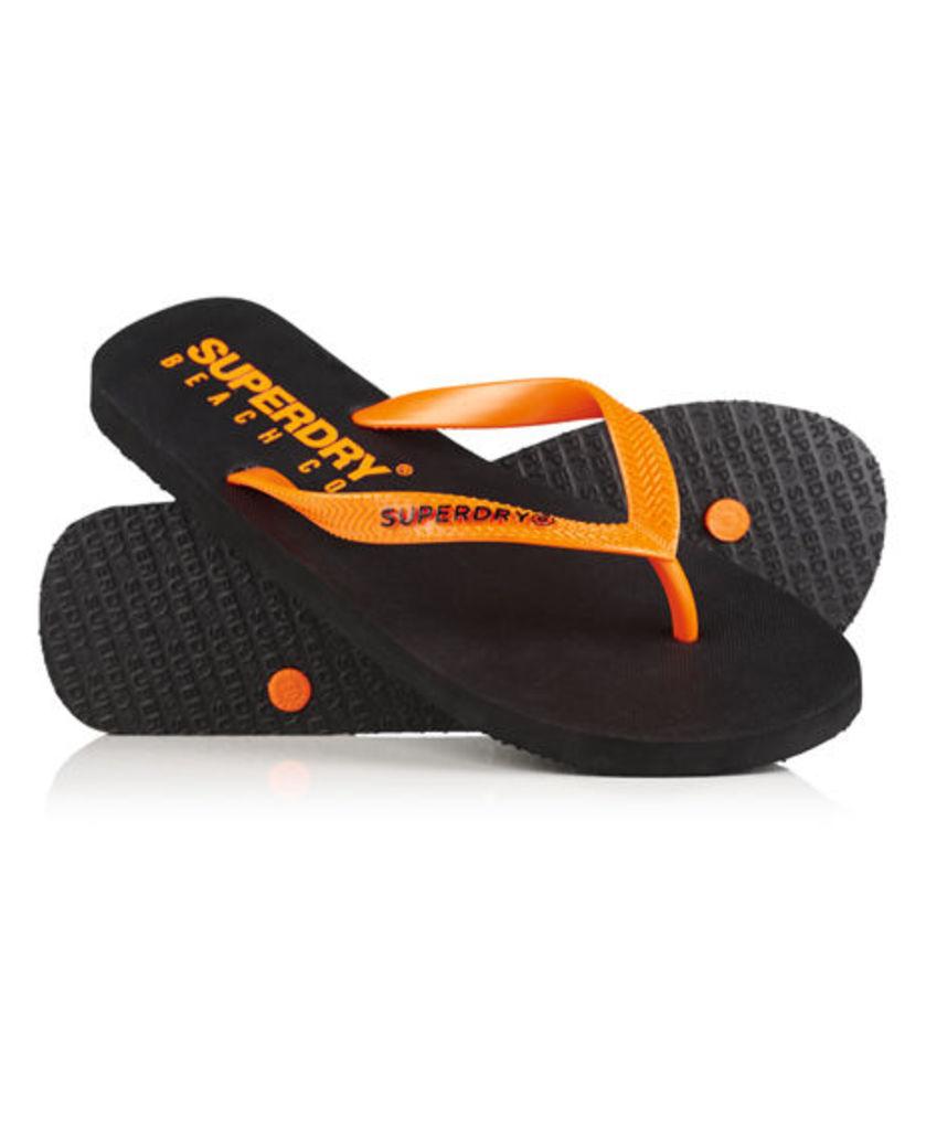 Superdry Beach Co. Flip Flops