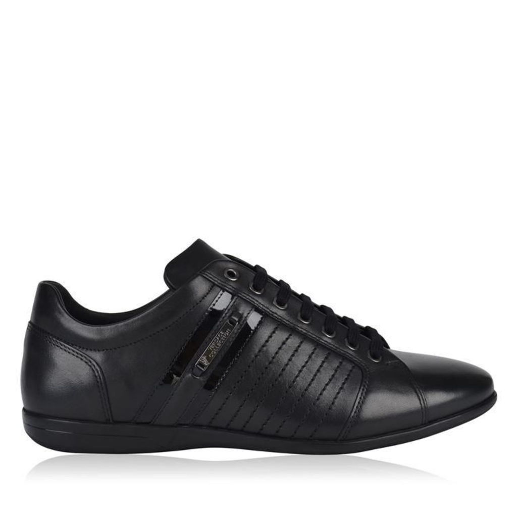 VERSACE COLLECTION Logo Tab Trainers