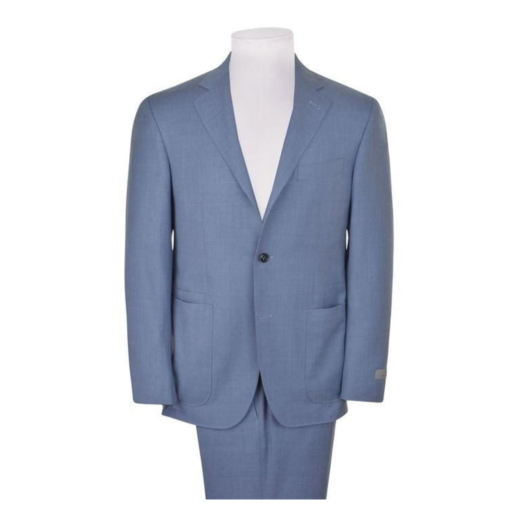 CANALI Kei Wool Suit
