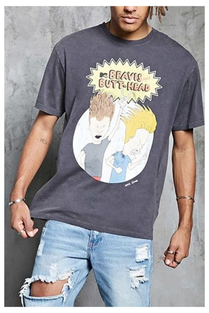 Beavis & Butt-Head Graphic Tee