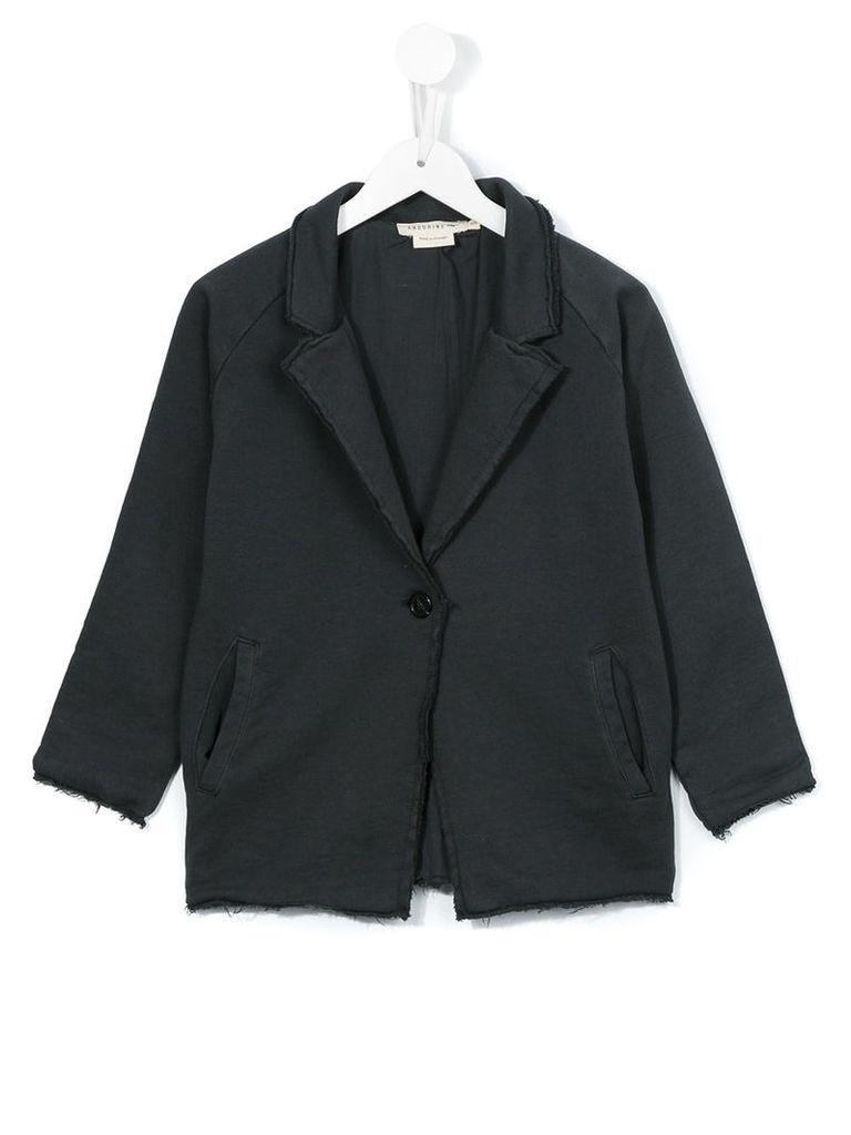 Andorine frayed blazer, Toddler Boy's, Size: 2 yrs, Grey