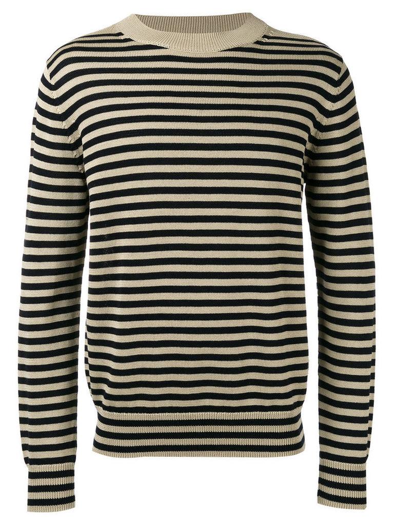 Dries Van Noten Nanno jumper, Men's, Size: Medium, Nude/Neutrals