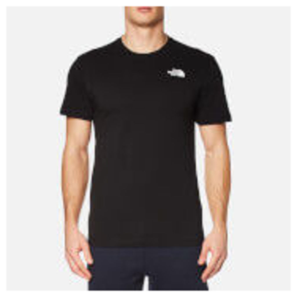 The North Face Men's Red Box T-Shirt - TNF Black - XXL
