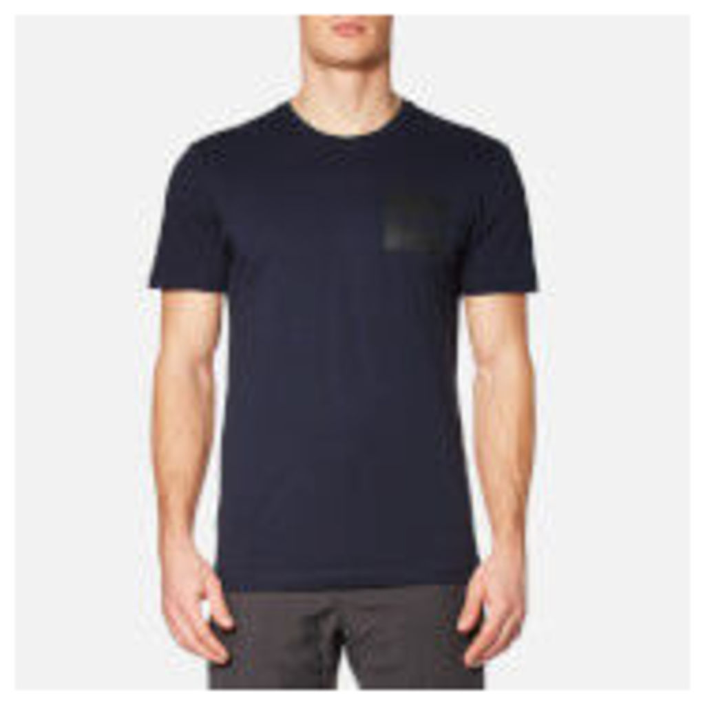 The North Face Men's S/S Fine T-Shirt - Urban Navy - XXL