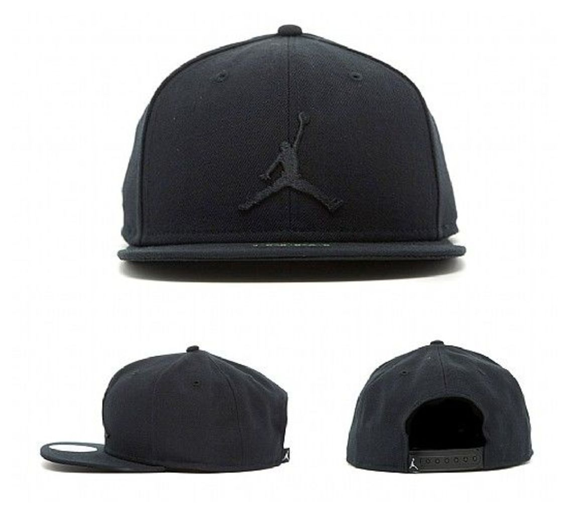 Jordan Classic Curved Visor Cap