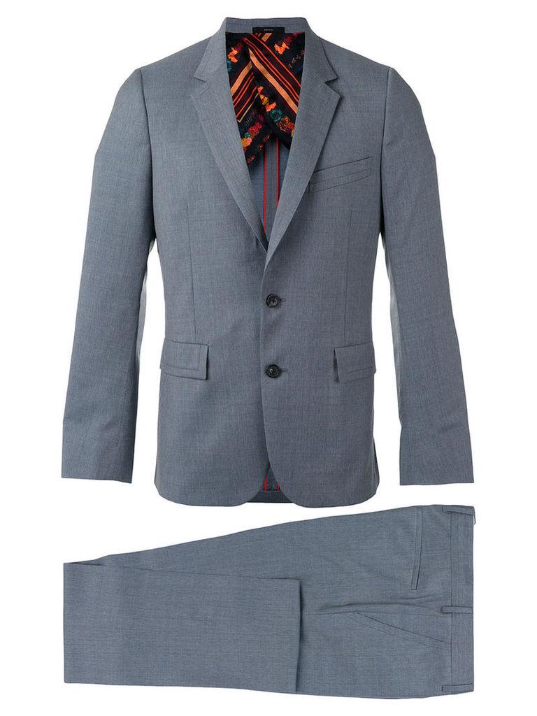 Paul Smith London two-piece suit, Men's, Size: 42, Grey