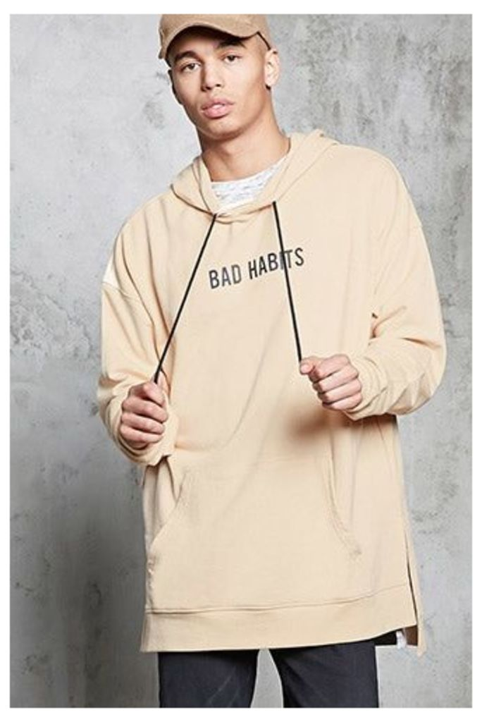 Bad Habits Oversized Hoodie