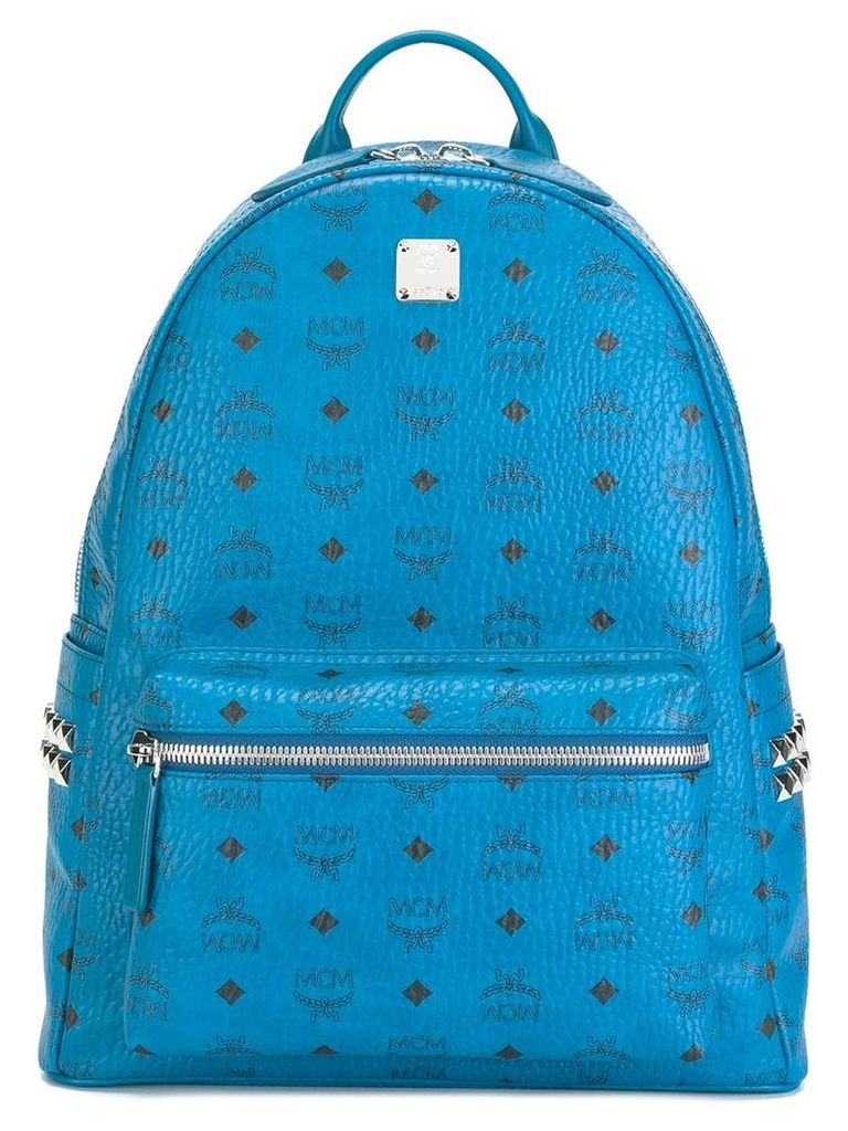 MCM 'Stark' medium backpack, Blue