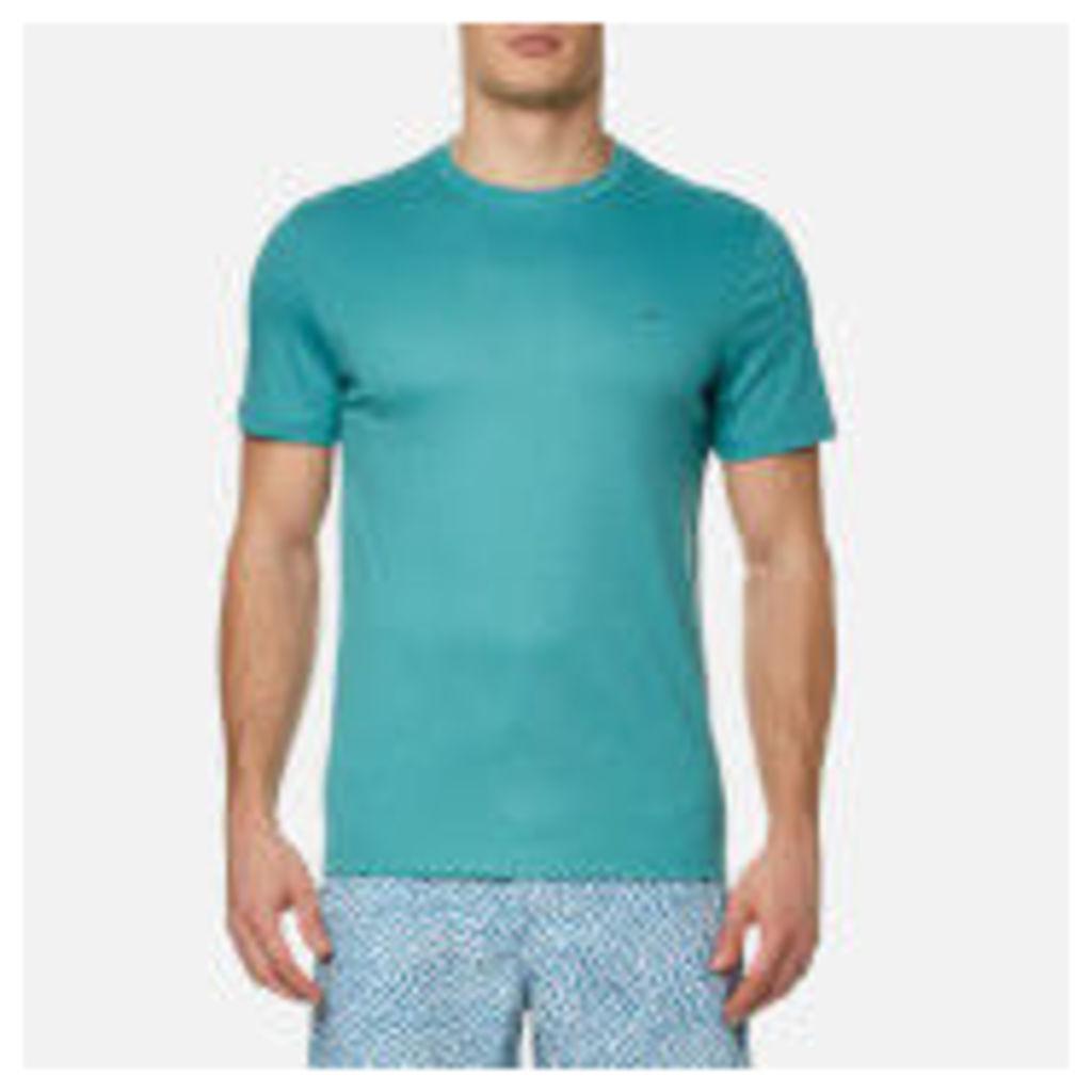 Michael Kors Men's Sleek MK Crew Neck T-Shirt - Lagoon - XXL
