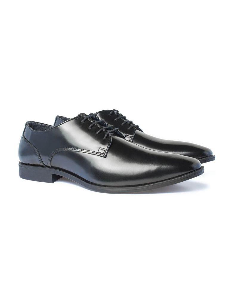Roman Formal Derby Shoe 9 Black
