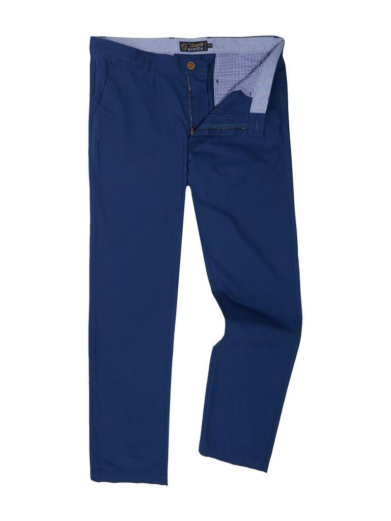 Men's Howick Fraternity Casual Chino, Pacific