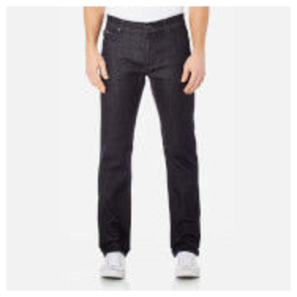 BOSS Green Men's Deam 30 Tapered Fit 5 Pocket Jeans - Blue - W30/L32