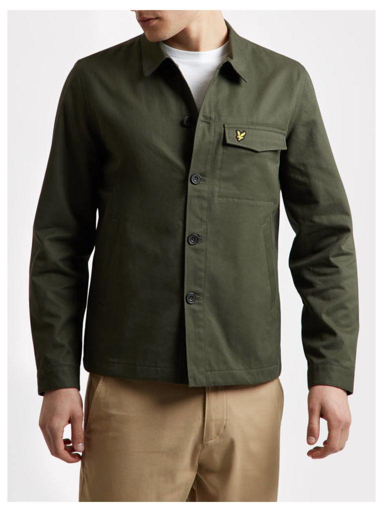 Lyle & Scott Shirt Jacket
