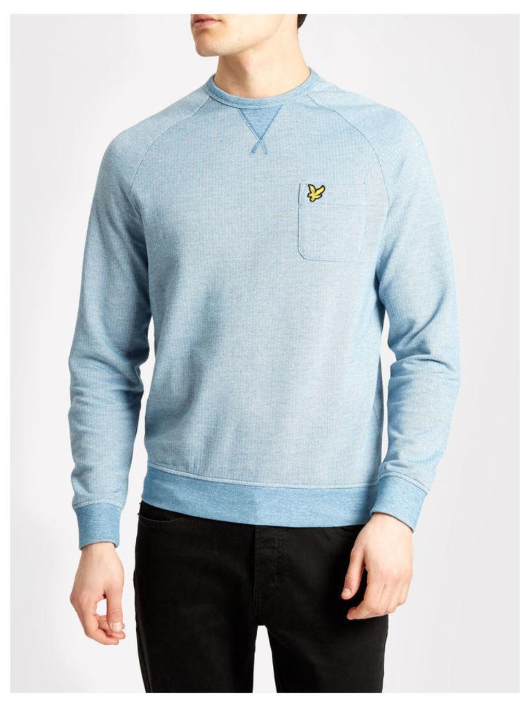 Lyle & Scott Oxford Pocket Sweatshirt