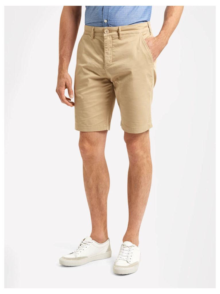 Lyle & Scott Indigo Dye Shorts