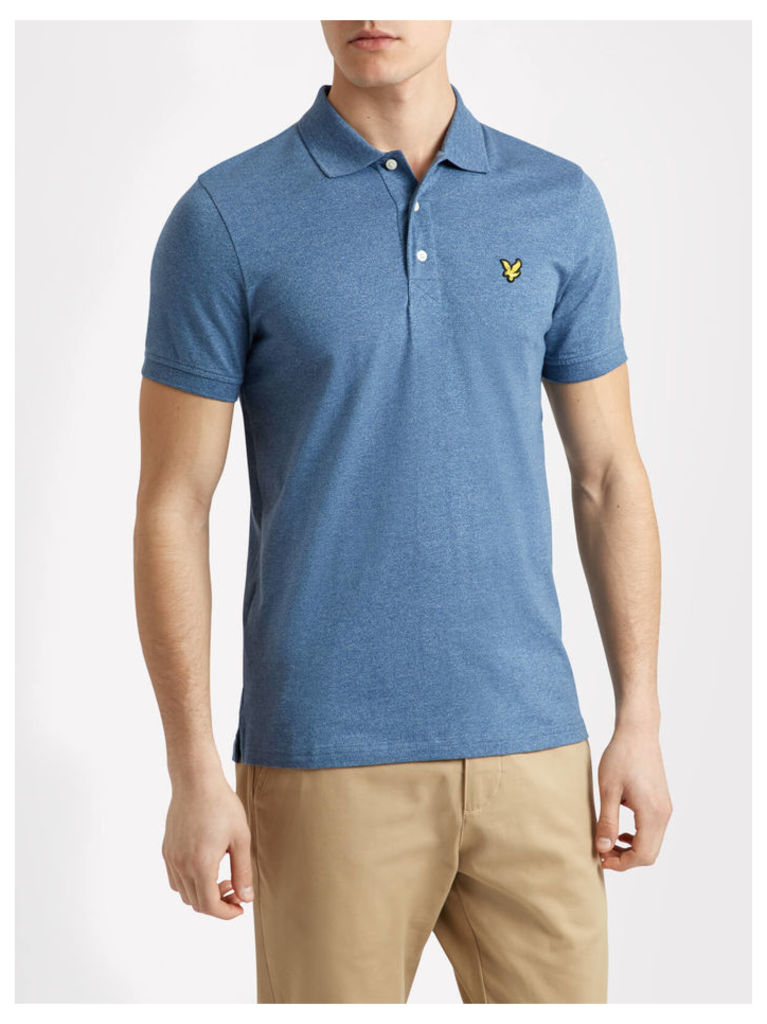 Lyle & Scott Mouline Jersey Polo Shirt