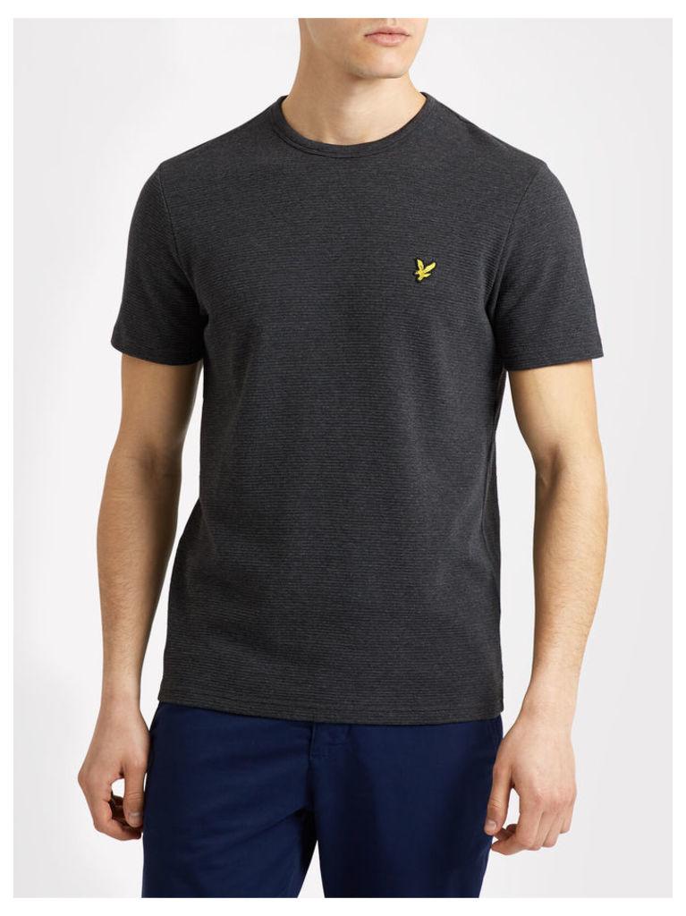 Lyle & Scott Ottoman Stitch T-shirt