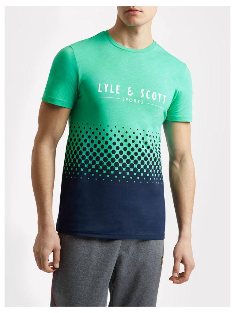 Lyle & Scott Lennox Fitness Graphic T-shirt
