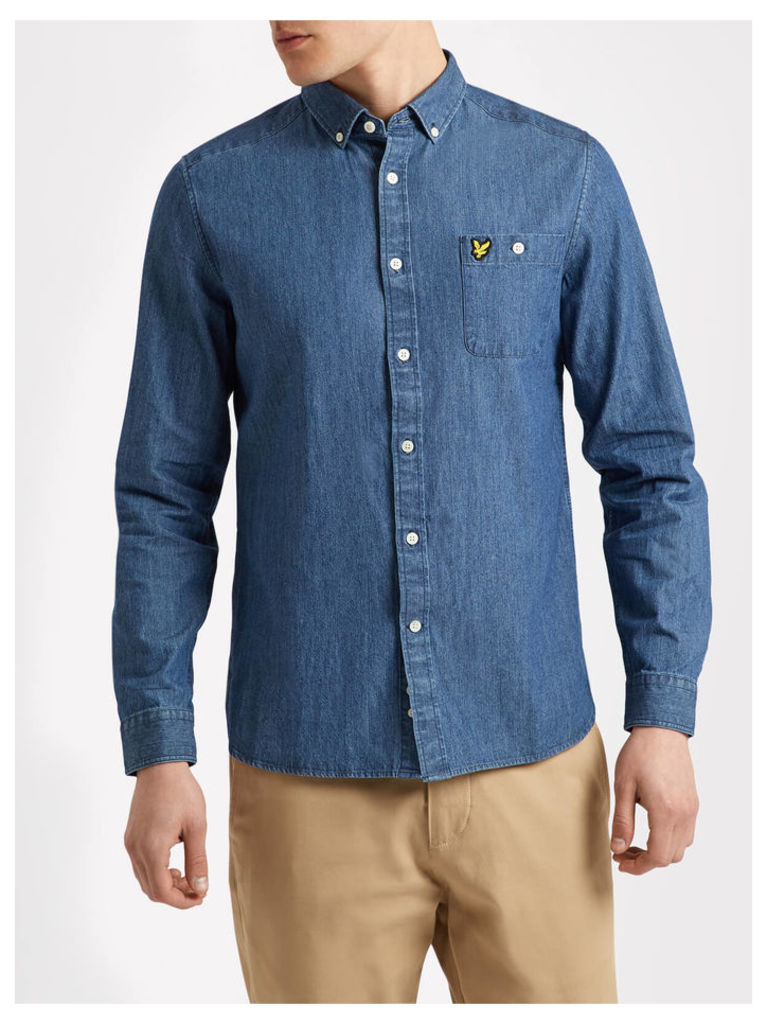 Lyle & Scott Denim Shirt