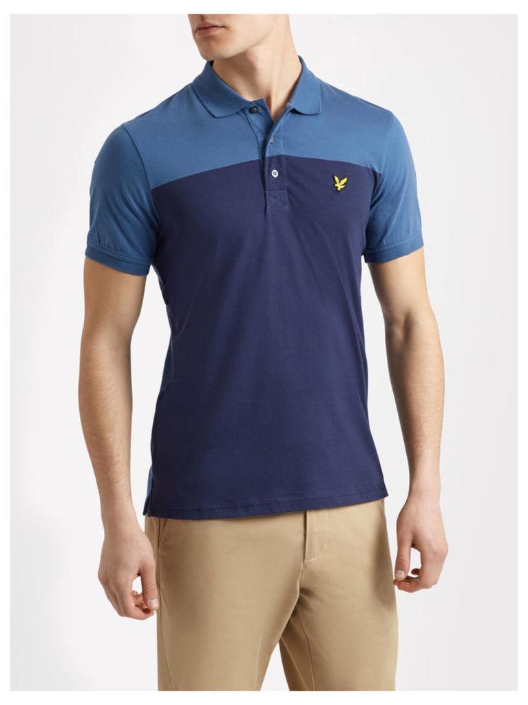 Lyle & Scott Yoke Polo Shirt