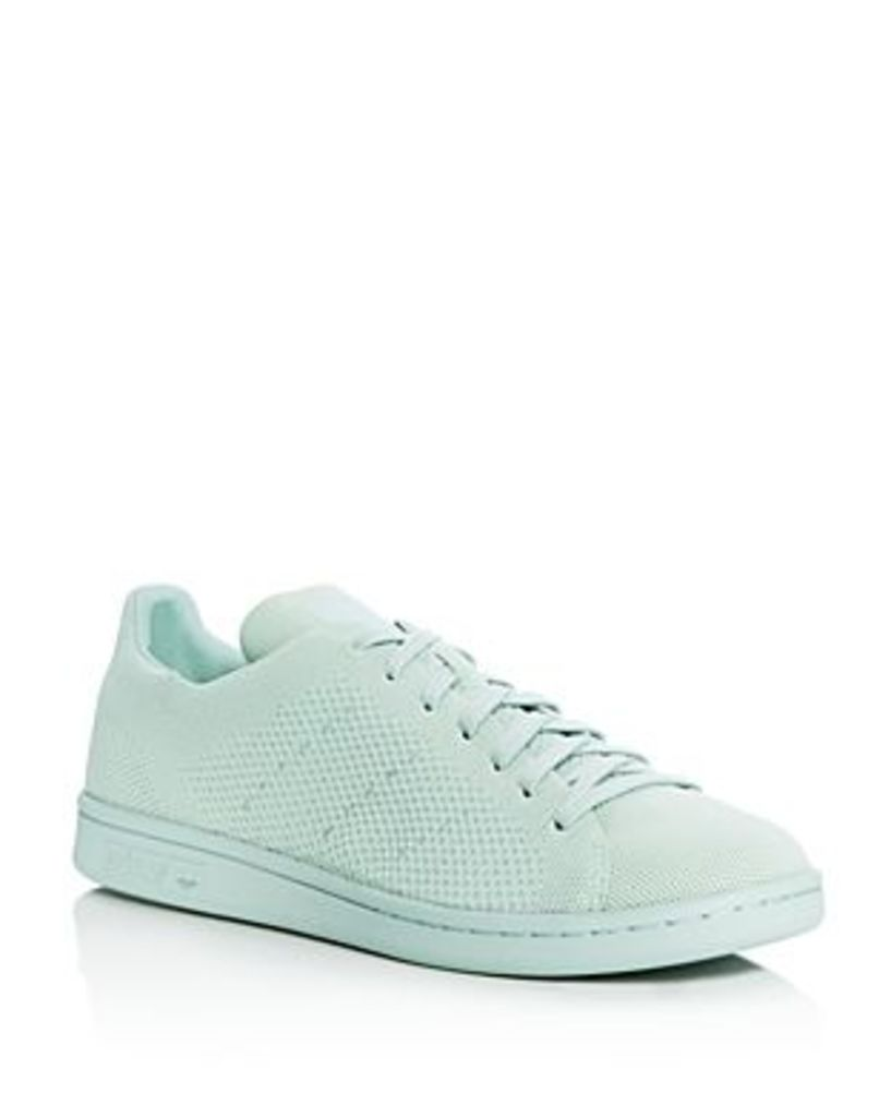 Adidas Stan Smith Primeknit Lace Up Sneakers