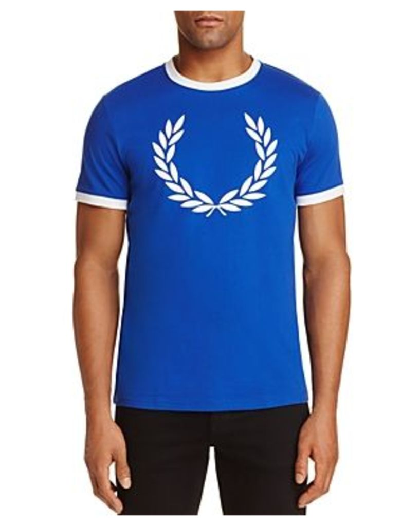 Fred Perry Laurel Wreath Ringer Tee